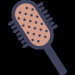 Saç Boyama ikon