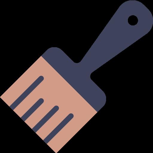 Boya Fırçası ikon