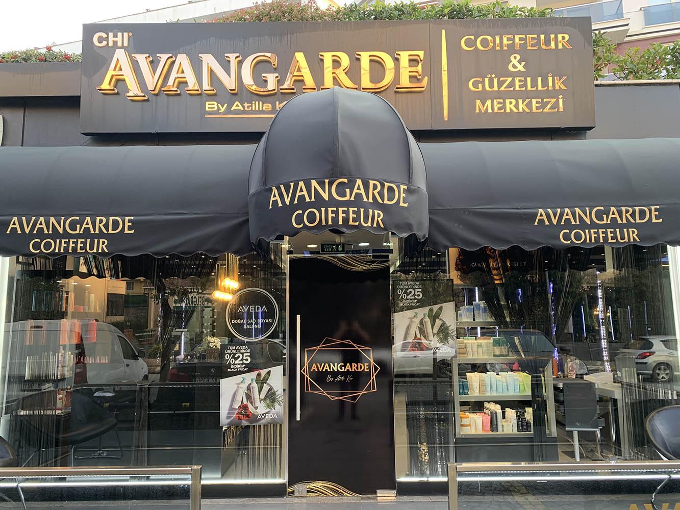Avangarde by Atilla Küp Salon